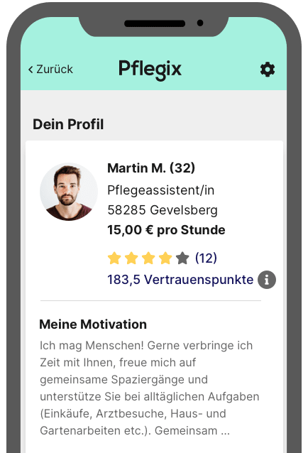 pflegix-app-helfer-profil