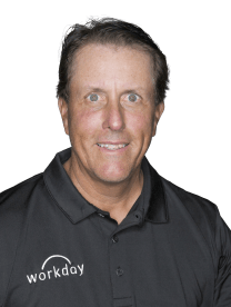 Phil Mickelson Scorecard - FedEx St. Jude Classic