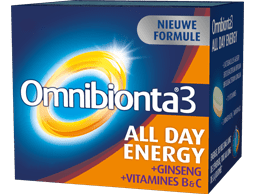 OMNIBIONTA®3 ALL DAY ENERGY