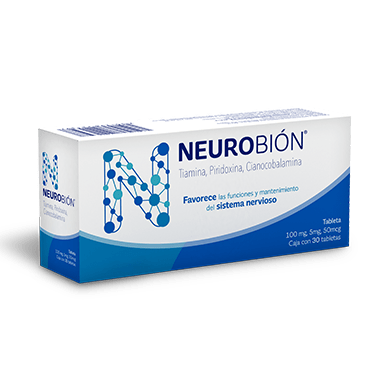 Neurobion 100mg 30 tabletas 380x380