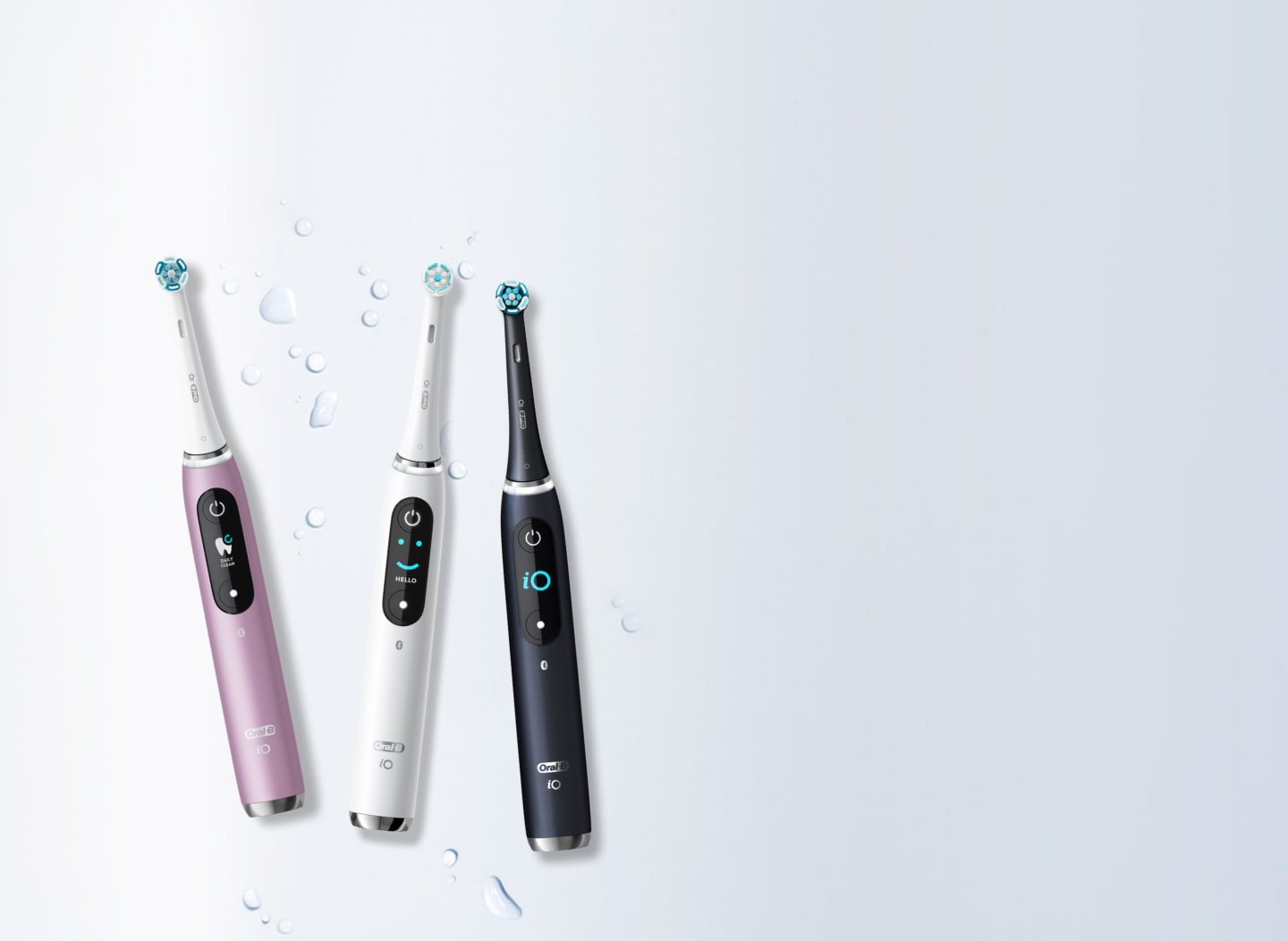 iO Electric Toothbrushes