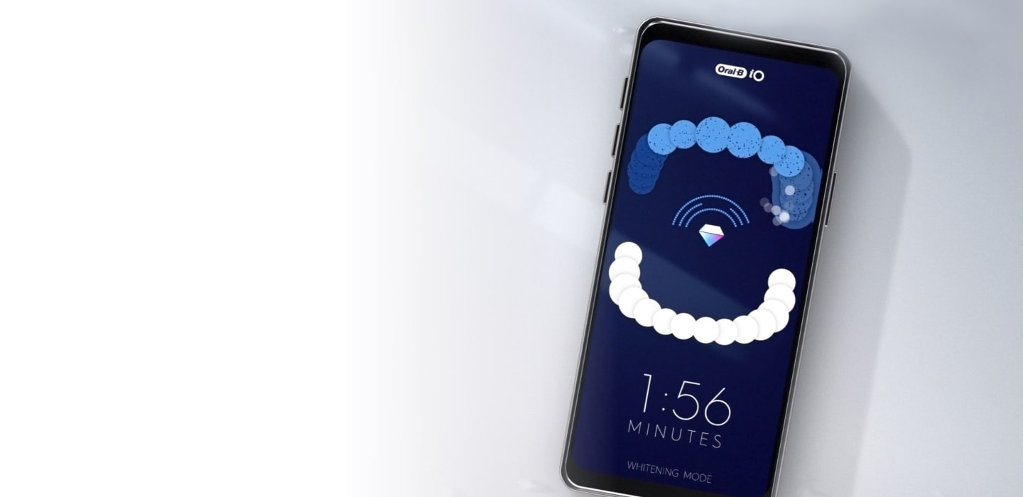 Improve your brushing habits with the Oral-B app