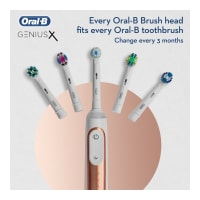 Genius X Luxe Edition Electric Toothbrush Powered By Braun Oral B