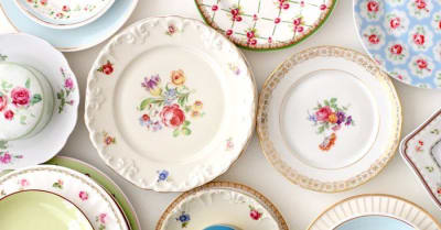Collectible Fine Dishes
