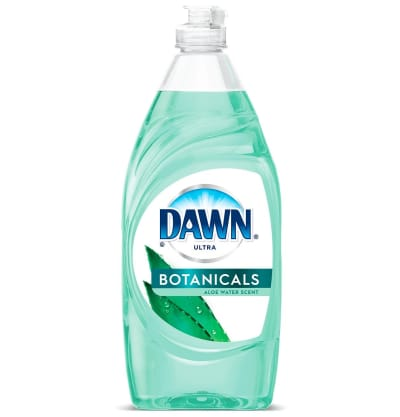 Dawn Botanicals Dishwashing Liquid, Aloe Water