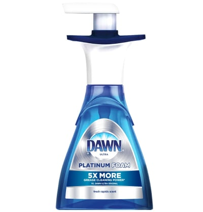 Dawn Platinum Foam