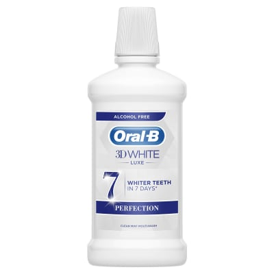 Oral-B 3D White Luxe Perfection Ústní Voda undefined