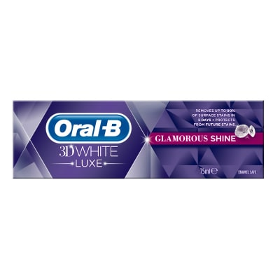 Oral-B 3D White Luxe Glamourous Shine tandpasta undefined