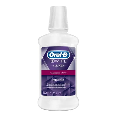 Oral-B 3D White Luxe Glamourous Shine mundskyl undefined