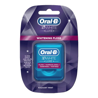 Oral-B 3D White Luxe Whitening tandtråd  undefined
