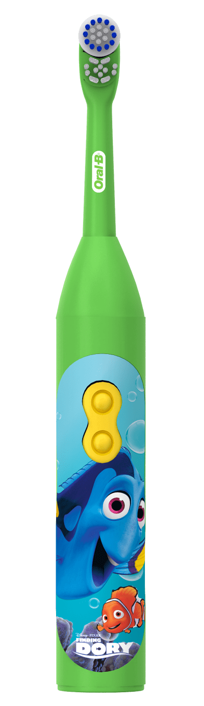Oral-B Pro-Health Stages Disney Finding Dory Battery Toothbrush undefined