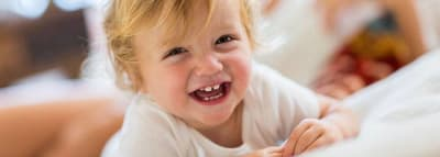 Caring for Your Baby's Teeth and Gums article banner