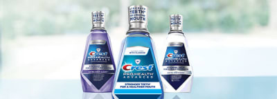 Types of Mouthwash: Find the One That Works for You article banner