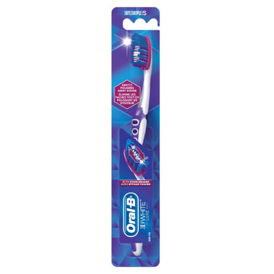 Oral-B 3D White Luxe Pro-Flex Manual Toothbrush undefined
