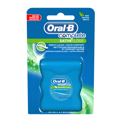 Oral-B Complete SATINfloss undefined