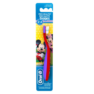 Oral-B Pro-Health Stages Disney Minnie Mouse Manual Toothbrush undefined