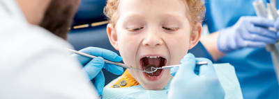 When Should Your Child Start Going to the Dentist article banner