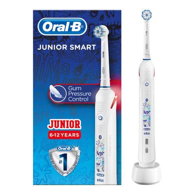 Oral-B Junior Smart Electric Toothbrush Powered By Braun