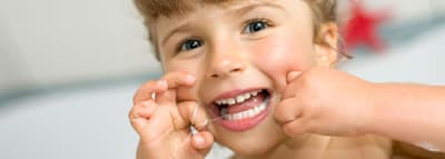 Make Oral Care and Flossing Children's Teeth Fun article banner