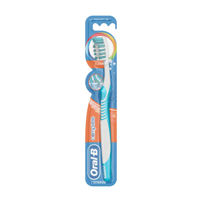 Oral B Complete - Oral-B Complete Clean Toothbrush