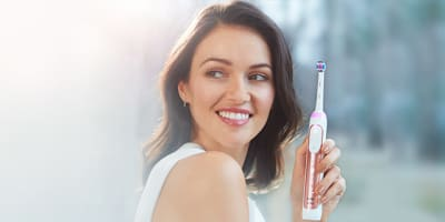 Avoid Dental Caries with Electric toothbrush article banner