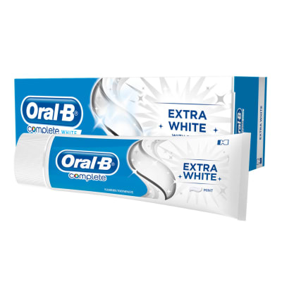 Oral-B Complete Extra White Toothpaste
