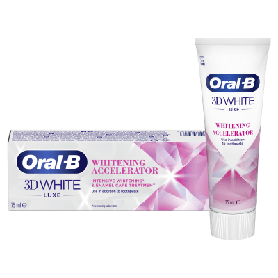 Oral-B 3D White Whitening Accelerator Toothpaste