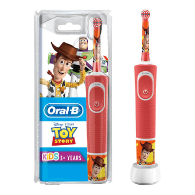 Oral-B Kids Electric Toothbrush Toy Story Powered By Braun