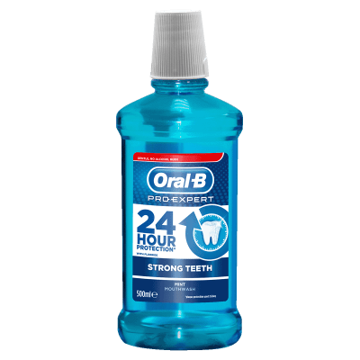 Oral-B Pro-Expert Strong Teeth Mouthwash