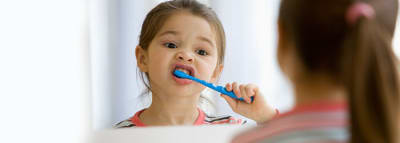 Care for baby's & Children's teeth article banner