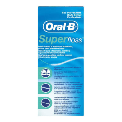 Oral-B Superfloss undefined