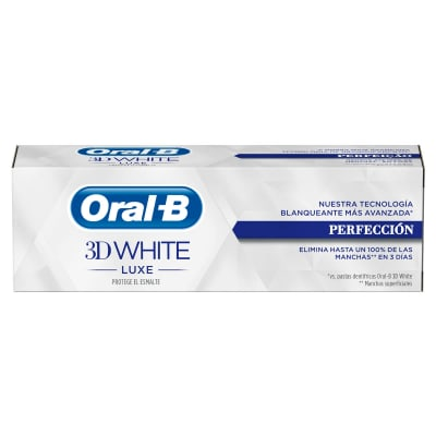 Oral-B 3D White Luxe Perfección undefined