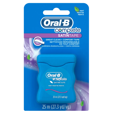 Oral-B Complete SATINtape Ruban Dentaire undefined