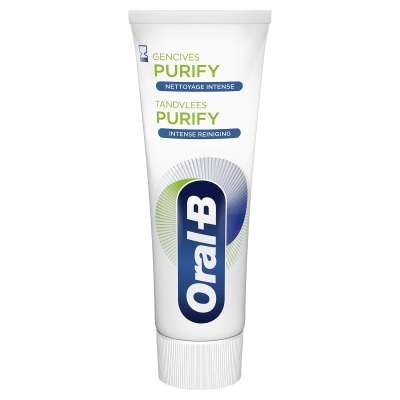 Oral-B Gencives Purify Nettoyage Intense Dentifrice undefined