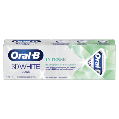 Dentifrice Oral-B 3D White Luxe Intense undefined