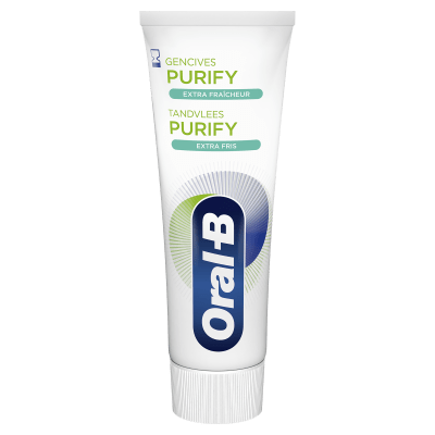 Oral-B Gencives Purify Extra Fraîcheur Dentifrice undefined
