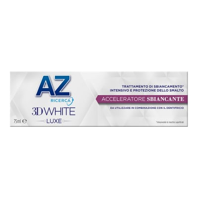 AZ 3D White Luxe Acceleratore Sbiancante undefined