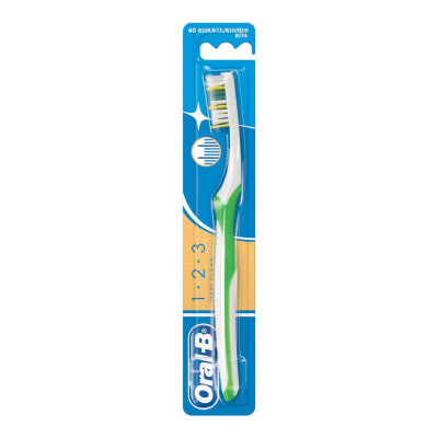 Spazzolino manuale Oral-B 1 2 3 Maxi Clean undefined
