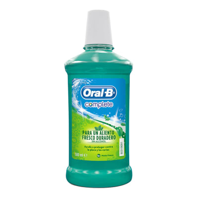 Elixir bucal Oral-B Complete undefined