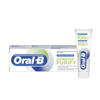 Oral-B Gengiva Purify Deep Clean Pasta Dentífrica undefined
