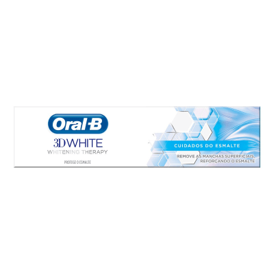 Dentífrico 3D White Whitening Therapy, Cuida Do Esmalte undefined