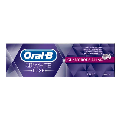 Oral-B 3D White Luxe Glamourous Shine tandkräm undefined