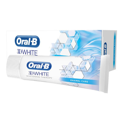 Oral-B 3D White Whitening Therapy Tandkräm 75 ml, Enamel Care undefined