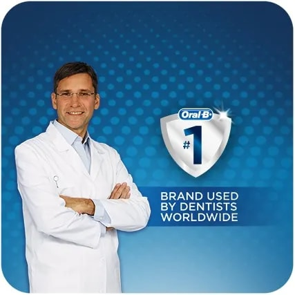 Discover the Oral-B difference