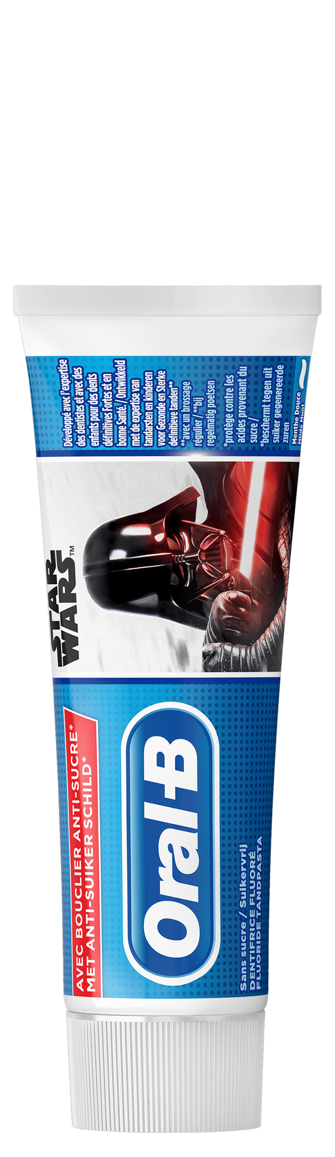 Oral-B Junior-Zahnpasta Star Wars