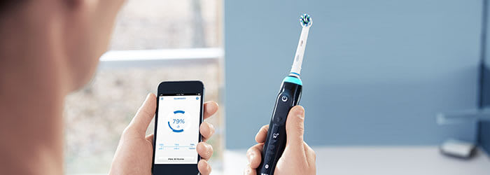 Things to Consider When Buying an Electric Toothbrush Article article banner
