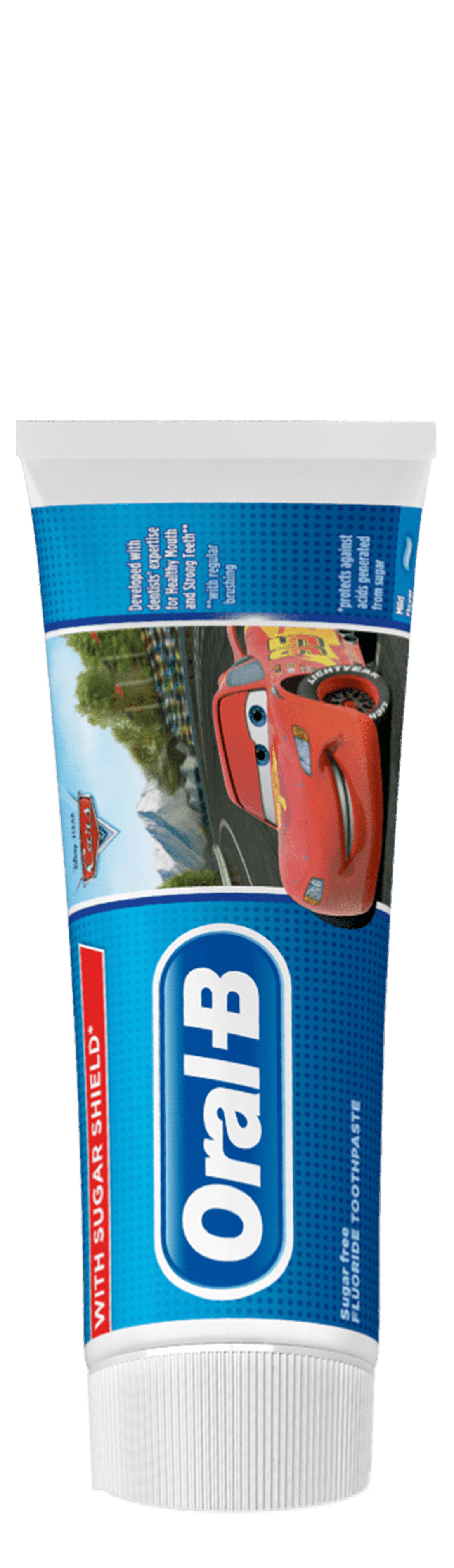 Oral-B Kids 3+ Cars Toothpaste