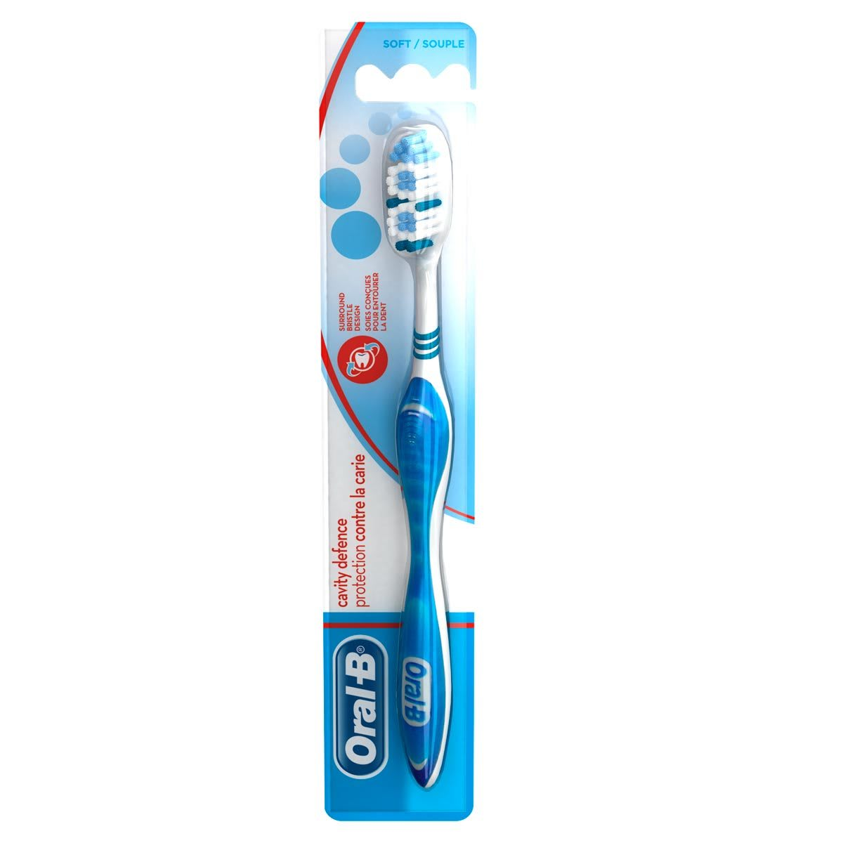 Oral-B Protection Anticarie Brosse à Dents Manuelle