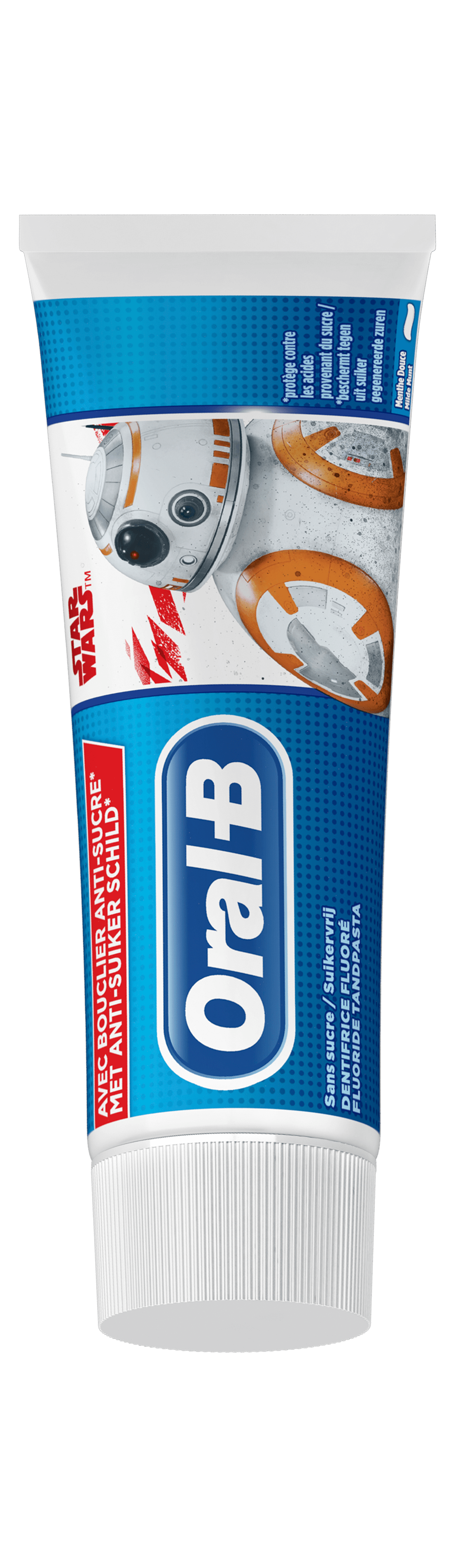 Oral-B Junior Star Wars Tandpasta 75 ml