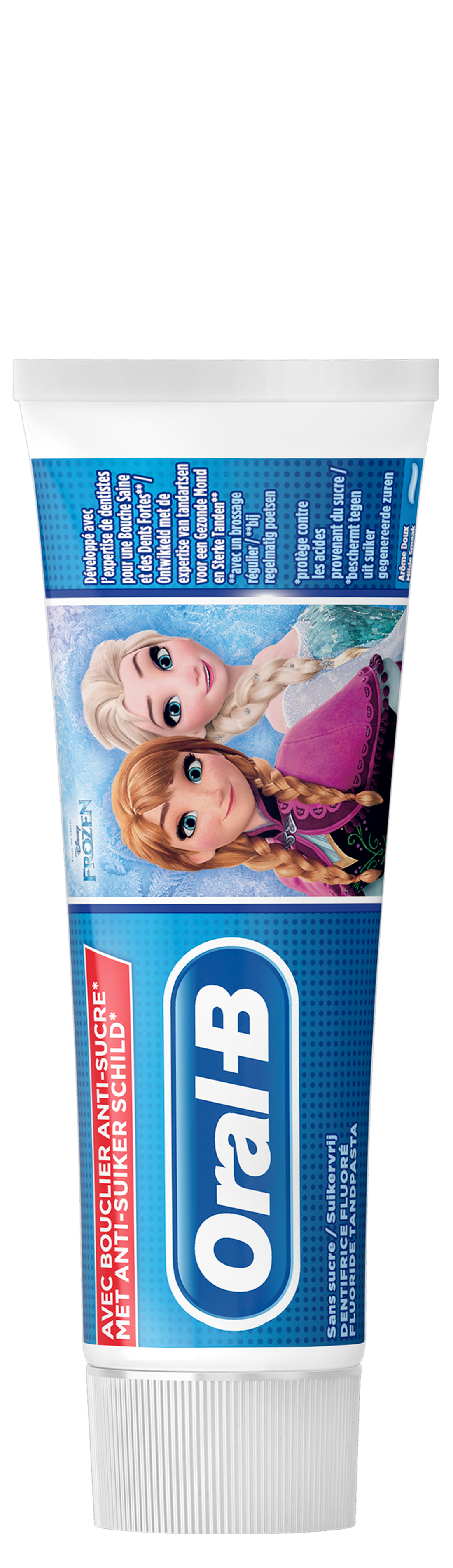 Oral-B Kids Frozen Tandpasta 75 ml